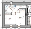 Maison 68 m² Cézac  3 pièces
