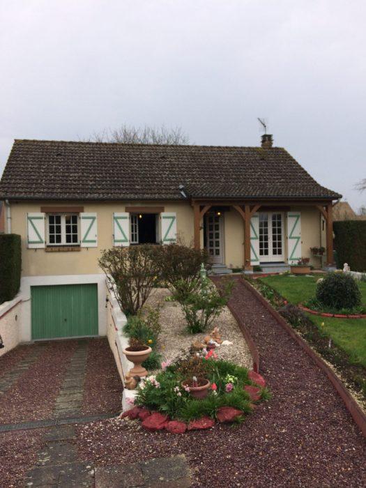 Plain-pied sur sous-sol à Romilly Sur Andelle Romilly-sur-Andelle ...