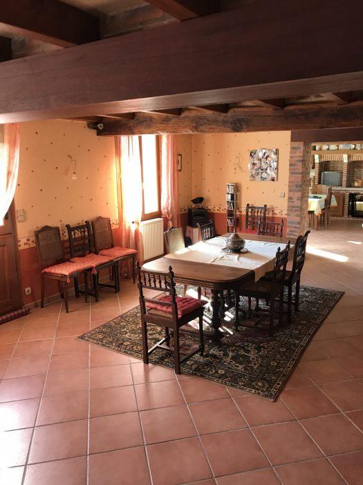 Maison ancienne Pitres 150 m²