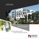 Appartement Sceaux  87 m² 4 pièces