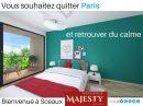Appartement 72 m² 3 pièces Sceaux
