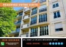 Appartement 54 m² Sceaux  3 pièces