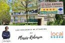 Appartement 76 m² Le Plessis-Robinson  4 pièces