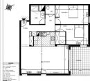 Appartement 80 m² Lattes  3 pièces