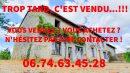 5 pièces 160 m²  Maison Champnétery
