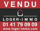 Appartement  Le Perreux-Sur-Marne RER E 40 m² 2 pièces