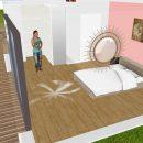 110 m²  4 pièces Blamont  Maison