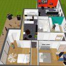 4 pièces Blamont  110 m² Maison