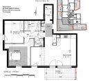 Appartement 80 m² Riedisheim  3 pièces