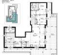 Appartement 93 m² Ottmarsheim  4 pièces