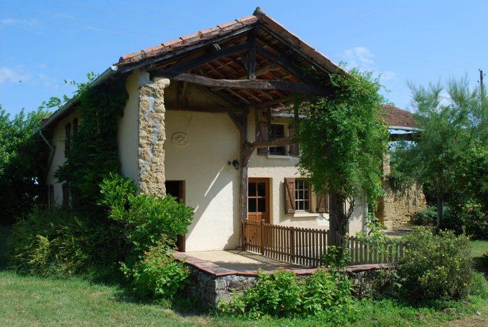 Haus traditionell Miélan 114 m²