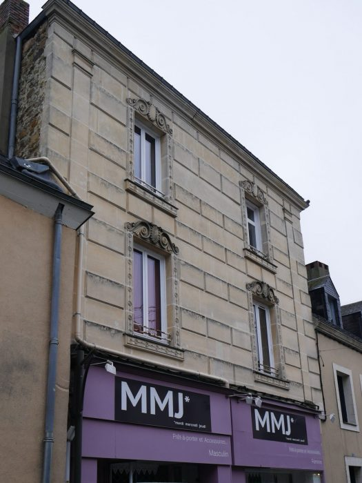 Vente Immeuble CRAON 53400 Mayenne FRANCE