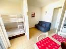 Appartement 22 m² Canet-en-Roussillon canet sud 2 pièces