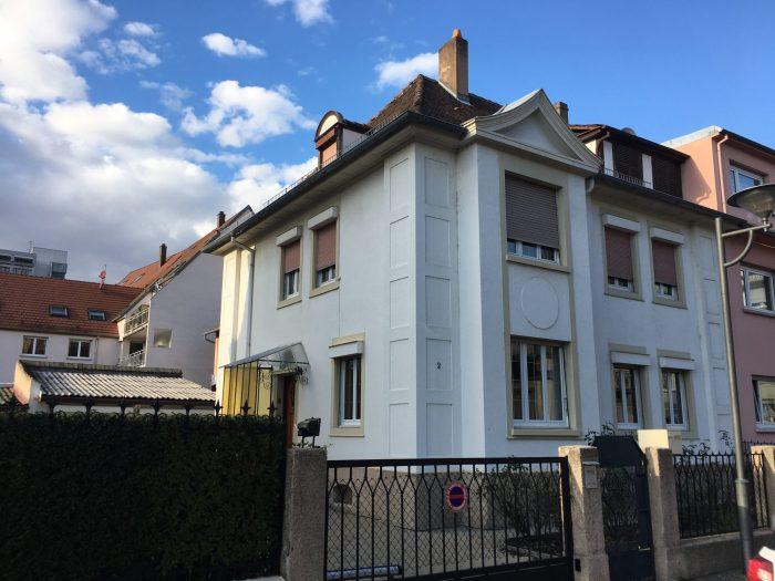 Maison neudorf 160m combles mercor holtzheim - Garage strasbourg neudorf ...