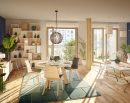 Appartement  Paris  64 m² 3 pièces