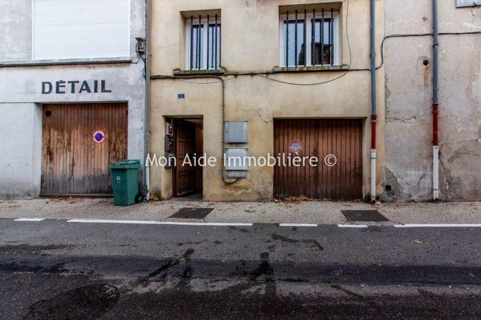 VenteGarage/ParkingMONTELIMAR26560DrômeFRANCE