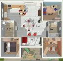 Maison  Langouet  96 m² 5 pièces