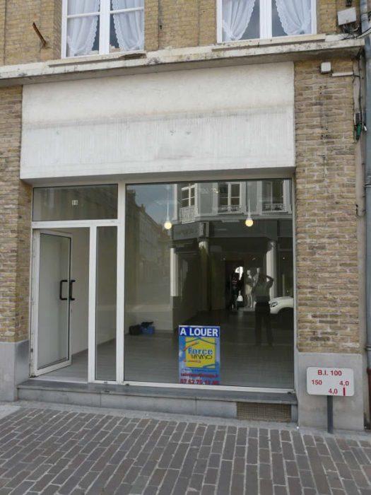 Location annuelleCommerceSAINT-OMER62500Pas de CalaisFRANCE
