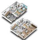 Programme immobilier 0 m² Toulouse Saint Cyprien, Pont Saint Pierre.  pièces