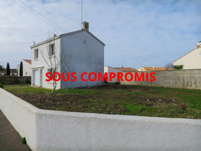 VenteTerrainCHATEAU-D OLONNE85180VendéeFRANCE