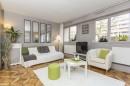Cergy  Appartement 84 m²  3 pièces