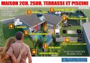 Maison 3 pièces Papara  58 m²