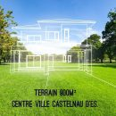 Terrain 0 m² Castelnau-d'Estrétefonds   pièces