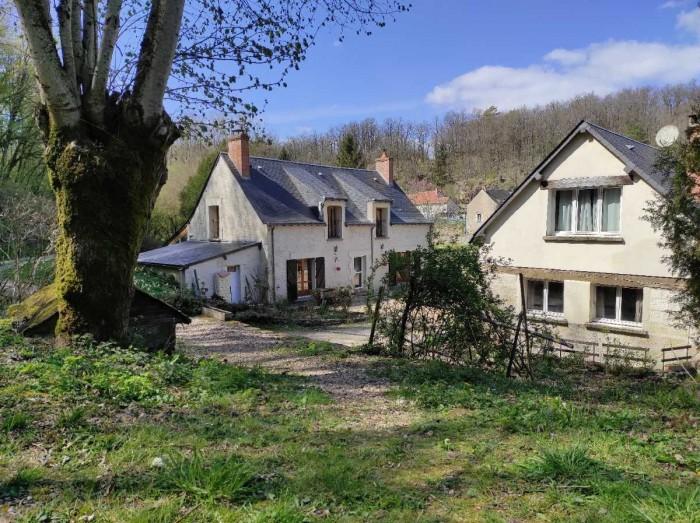 VenteMaison/VillaSAINTE-MAURE-DE-TOURAINE37800Indre et LoireFRANCE