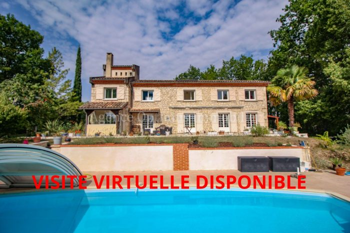 VenteMaison/VillaGAILLAC81600TarnFRANCE
