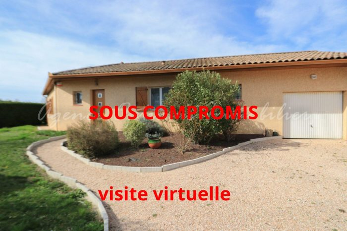 VenteMaison/VillaSAINT-SULPICE-LA-POINTE81370TarnFRANCE