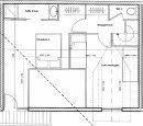 63 m² 4 pièces Appartement Les Orres Bois Méan 1800