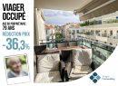 Appartement 69 m² Cannes Secteur géographique 3 pièces