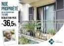 Appartement 57 m² Hyères Secteur géographique 3 pièces