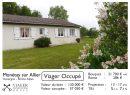 Maison 91 m² Monétay-sur-Allier  5 pièces