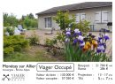 Maison Monétay-sur-Allier  91 m² 5 pièces