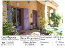 Les Mayons  115 m²  Maison 4 pièces