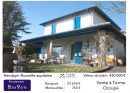 Maison 120 m² Hendaye  6 pièces
