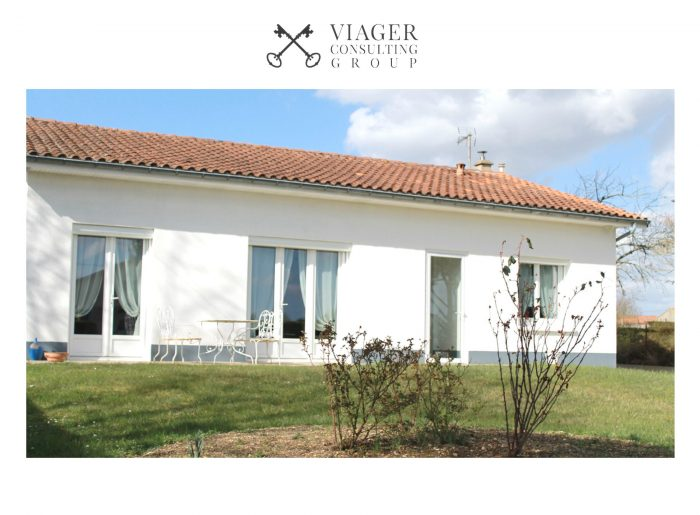 Vente A Terme Maison Amberac Angouleme Charente Viagercg Poitiers