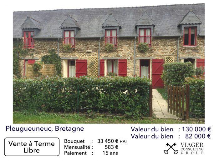 Vente A Terme Pleugueneuc Bretagne Viagercg Poitiers