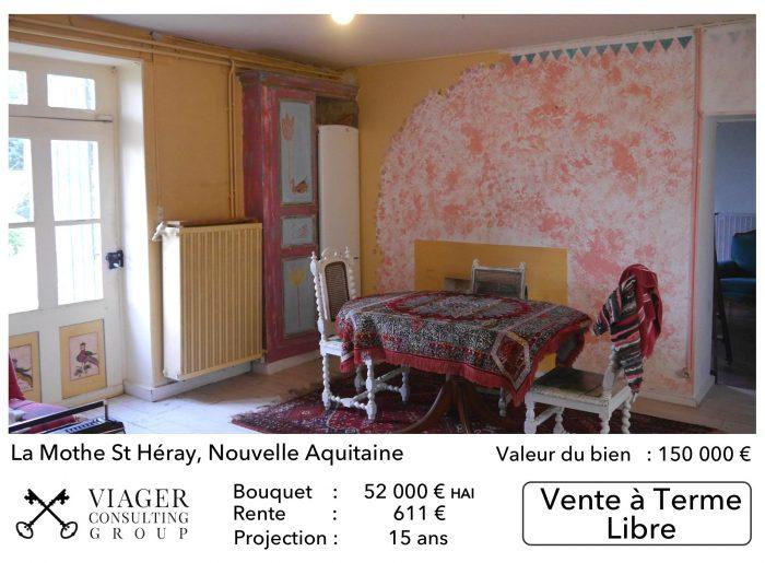 Venta A Terme Libre Niort Deux Sevres Poitou Charentes