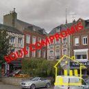 ST ROMAIN DE COLBOSC   500 m² Immeuble  pièces