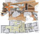 Appartement  Aime  145 m² 5 pièces