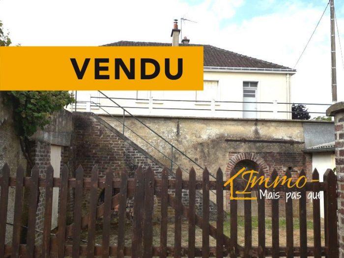 VenteMaison/VillaLA CHARTRE-SUR-LE-LOIR72340SartheFRANCE