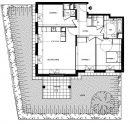 Appartement 80 m² Villiers-sur-Marne  4 pièces