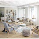 Appartement 94 m² Bezons  5 pièces