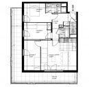Appartement  Meudon  70 m² 4 pièces