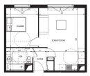 Appartement Clamart  44 m² 2 pièces