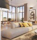 Appartement 68 m² Clichy  3 pièces