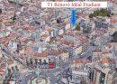 Appartement 18 m² Marseille Castellane 1 pièces
