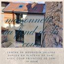 Appartement 50 m² 3 pièces BOURGOIN JALLIEU